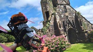 Eglise en ruine | Fpv