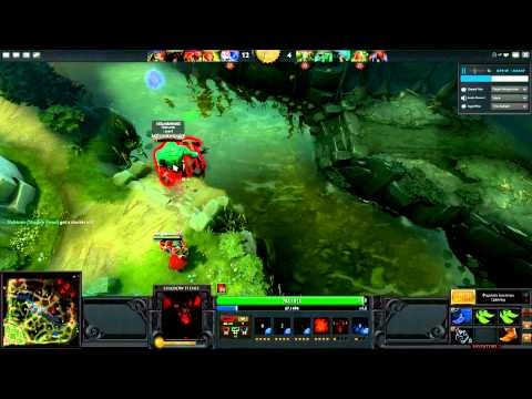 DOTA 2(BETA) - Video of Fail 2 (Official Title Now)