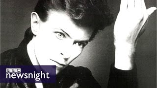 A look back at his early days - BBC Newsnight