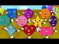 Shapes Song - 31 Kids Songs and Videos   CoComelon Nursery Rhymes \u0026 Kids Songs mp3