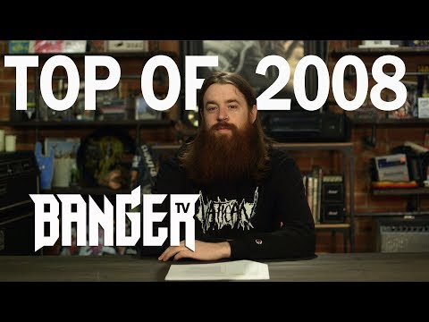TOP 5 METAL ALBUMS OF 2008 as chosen by you | Overkill Reviews