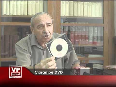 Cioran pe DVD