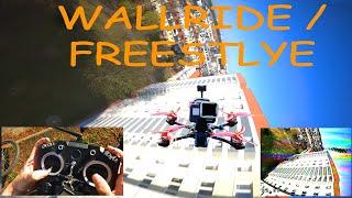 FPV Freestyle with Stickcam and DVR (Astro X5 Johnny FPV V2)