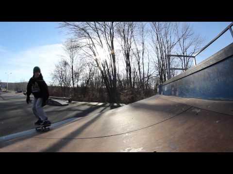 10 Tricks at Canton Skatepark