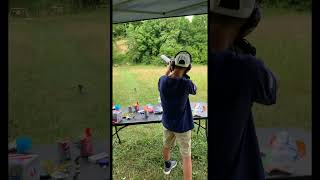 CAN CANNON VS GONG (100 Yards)
