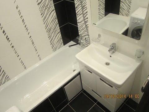 Секреты качественного монтажа мебели для ванной комнаты