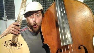 Double Bass VS Bouzouki - Morrison