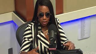 Remy Ma addresses plastic surgery rumors