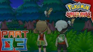 Beautifly  - (Pokémon) - Pokemon Omega Ruby   Part 3: Beautiful Beautifly!