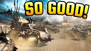 Crossout - WOW! THESE ARE SO GOOD! (Crossout Gameplay)