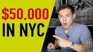 Millionaire Reacts: Living On $50K A Year In Brooklyn | Millennial Money