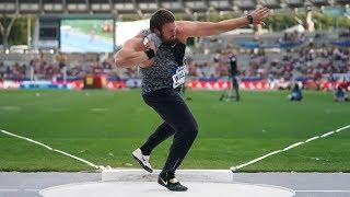 Meeting de Paris 2019 : Tomas Walsh avec 22,44 m au poids