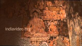 Ajanta Cave No. 6, Aurangabad