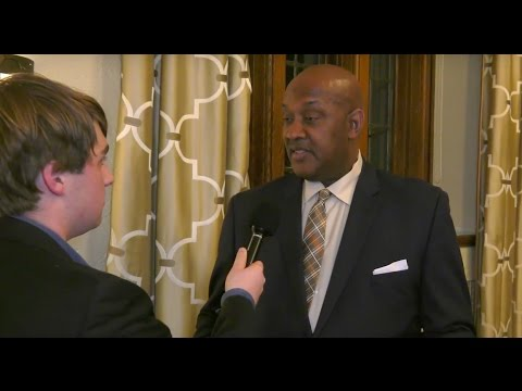 Ricky Reports Interview with U.S Representative Dwight Evans