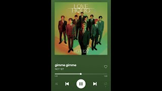 NCT 127 (엔시티 127) - Gimme Gimme [FULL AUDIO RELEASE]