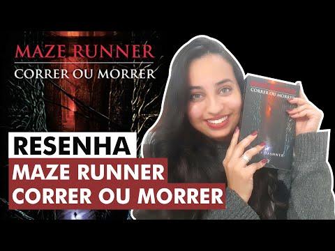 Maze Runner ? Correr ou Morrer - James Dashner | Karina Nascimento | Paraíso dos Livros