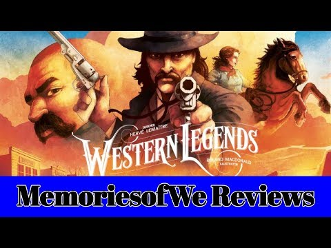Memoriesofwe Reviews - Western Legends