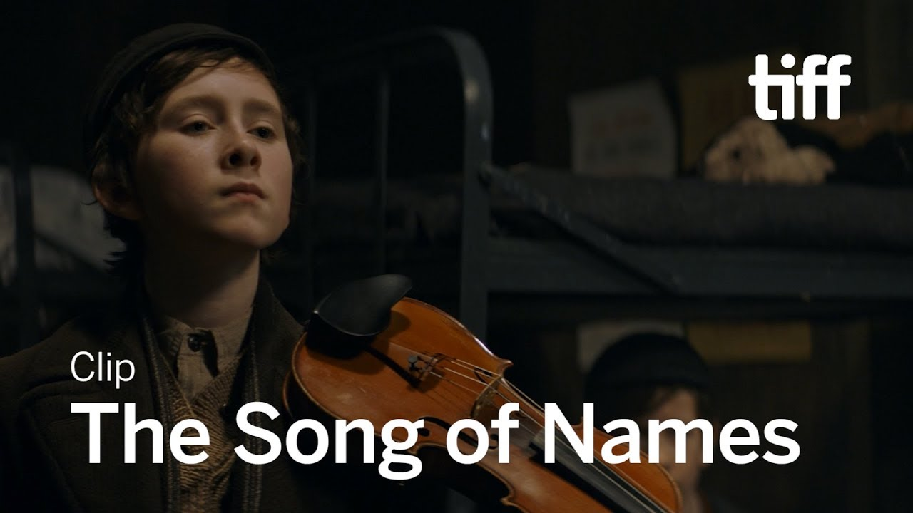 Video trailer för The Song of Names Clip | TIFF 2019