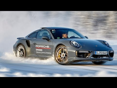 Ice Force 2018: : Porsche Ice Driving Experience