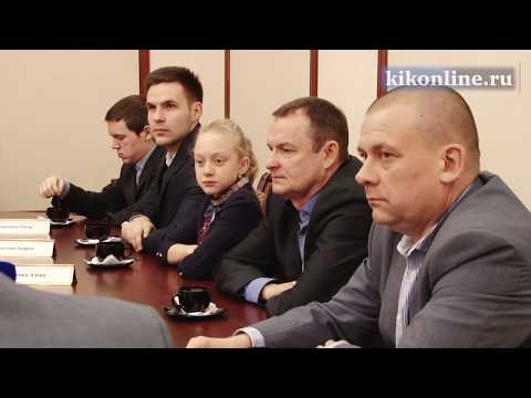 Встреча Главы города с шахматистами