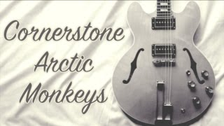 Cornerstone [Live Version] - Arctic Monkeys  ( Guitar Tab Tutorial & Cover )