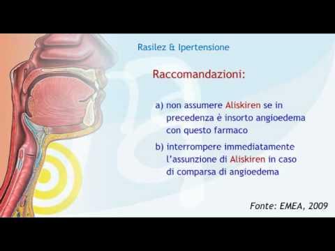 Ipertensione, edema cerebrale