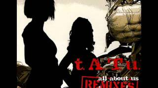 T.A.T.u.    All About Us (Dave Audé Big Room Vocal)