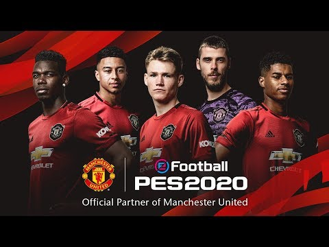 eFootball PES 2020 x Manchester United – Partnership Announcement Trailer thumbnail