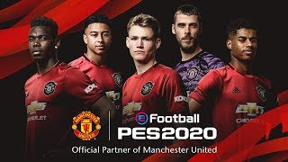 PES 2020 x Manchester United - Partnership Announcement Trailer