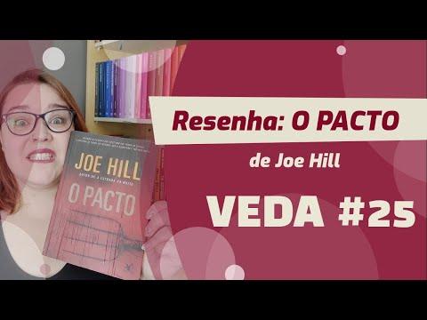 VEDA #25 - O Pacto [Joe Hill} Resenha #22 | Li num Livro