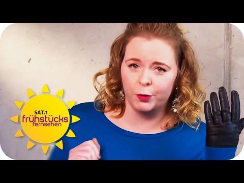 HANDSCHUHE für VEGANER? Handschuhtypen &- Trends | SAT.1 Frühstücksfernsehen