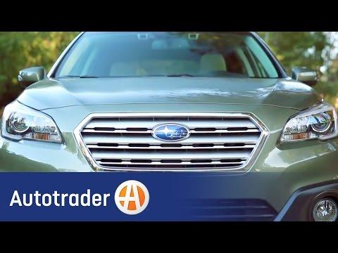2015 Subaru Outback | 5 Reasons to Buy | AutoTrader