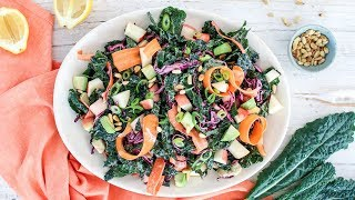 The Only Salad You NEED To Eat! Winter Detox Salad