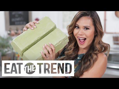 Giant Green Tea Kit Kat Bar | Eat the Trend