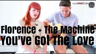 Florence + The Machine - You've Got the Love unplugged