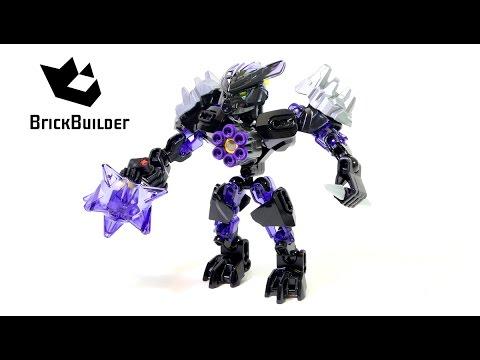 Vidéo LEGO Bionicle 70781 : Protecteur de la Terre