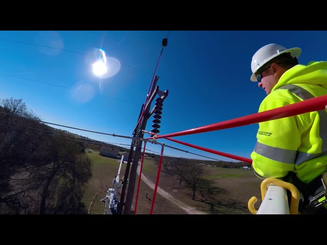 Hot Stick Capabilities at Electricity Forum