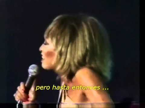 Tina Turner . I'll be there where the heart is. (subtitulado español)