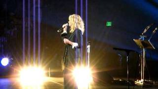 "Faith Hill - ""Stronger"" Nashville 2010"