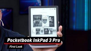 Pocketbook InkPad 3 Pro: (Fast) Zeitschriften-Format