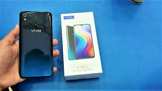 Vivo Y91C - Unboxing & First Look - (HD)