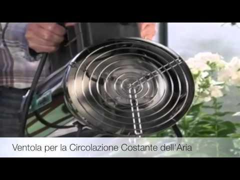 Biogreen Riscaldatore Elettrico Phoenix