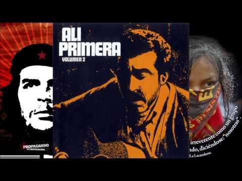 Ali Primera Volumen Dos 1974 Disco completo - Ali Primera (Video)
