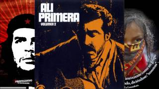 Ali Primera Volumen Dos 1974 Disco completo - Ali Primera (Video)
