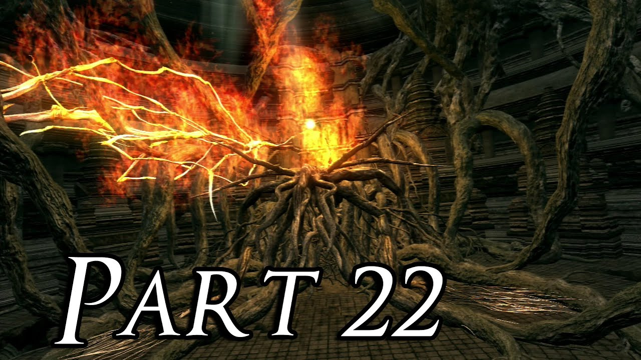 Dark Souls – Part 22 – Bed of Chaos & Stray Demon