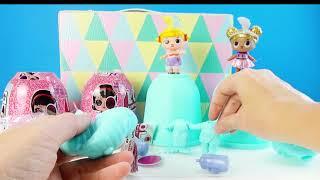 ОХОТА ЗА НОВЕНЬКИМИ куклами ЛОЛ СЮРПРИЗ for Kids РАСПАКОВКА  LOL Surprise