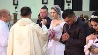 Canto de Comunhão - Casamento Comunitário Com Missa (26.10.2018)