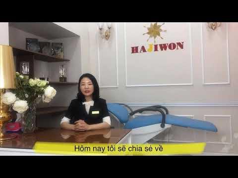 Dịch Vụ Trị Rạn cùng công nghệ MTS với Viện Trưởng JIN MI YOUNG