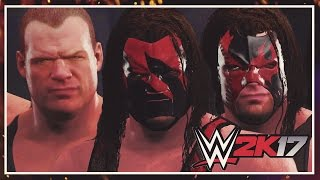 WWE 2K17 Creations: Kane Attire Pack (Xbox One)