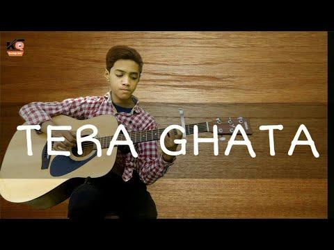 Gajendra Verma - Tera Ghata - Guitar fingerstyle cover